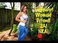 Shooting GUNS, EMPOWERING Women, Beginners and the NRA