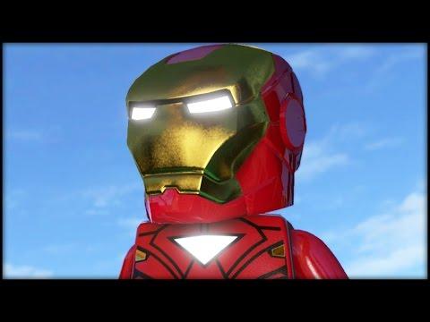 LEGO MARVEL AVENGERS - 100% Complete Level Guide - Avengers Assemble!