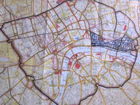 walk-all-of-london---street-map-video