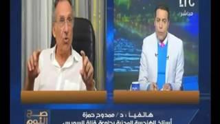 فيديو| حمزة: السعودية حاولت تحتل الجزيرتين.. والملك فاروق تصدى لها