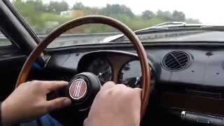 Fiat 850 sport (1970) VS Ford Capri (1979)