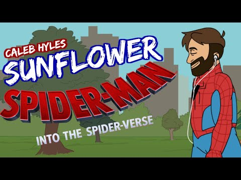 SUNFLOWER COVER (Into The Spider-Verse) - Post Malone, Swae Lee - Caleb Hyles