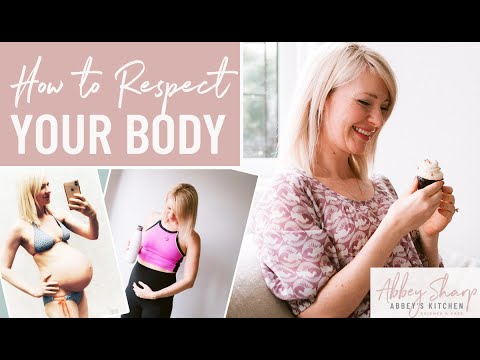 How to Respect Your Body (Even if You Don't LOVE How it Looks) & Eating Intuitively on a Meal Plan