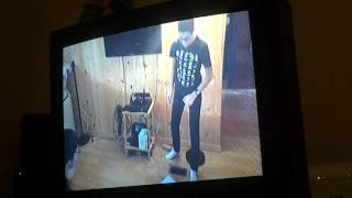 Bored Smashing Wii on plainrock124 intro video