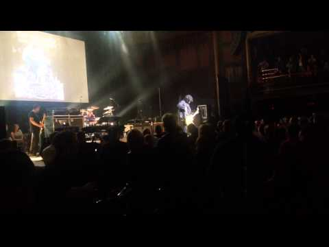 Ala Jimmy Page- Jeff Martin of The Tea Party (Sep 26, 2015)