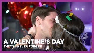 A Valentine's Day They'll Never Forget!