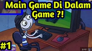 Main Game Dalam Game ?! - TrollFaceQuest - VideoGames #1