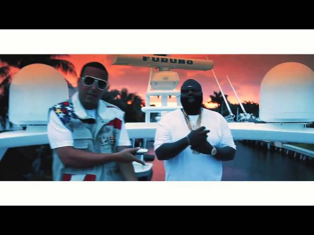 French Montana - Straight Off The Boat Ft. Rick Ross (Official HD Video)
