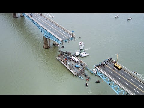 10 Biggest Bridge Collapses Ever