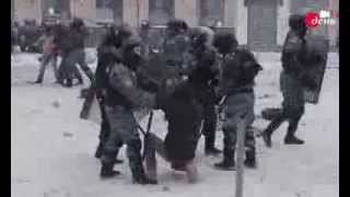 Help stop violence and crimes of authority in Ukraine