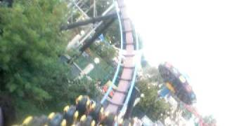 Batman Accident In Six Flags