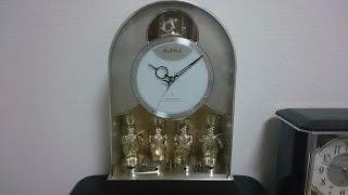 0:05~ 製造:リズム時計工業 曲目:おおブレネリ ※全曲目 1:静かな湖畔...