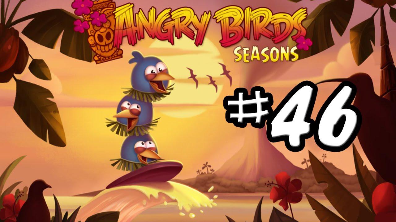 игра angry birds seasons на андроид
