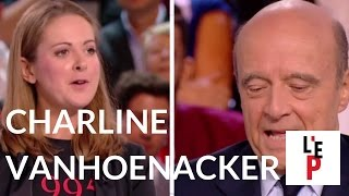 L'Emission Politique : Charline Vanhoenacker face à Alain Juppé le 6 octobre 2016 (France 2)