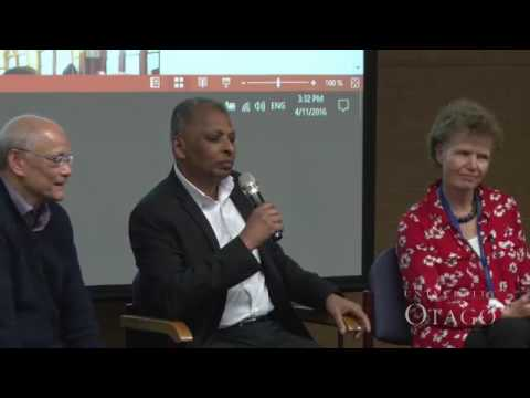 Distance Learning Symposium 2016. Panel Discussion 04 Nov 2016