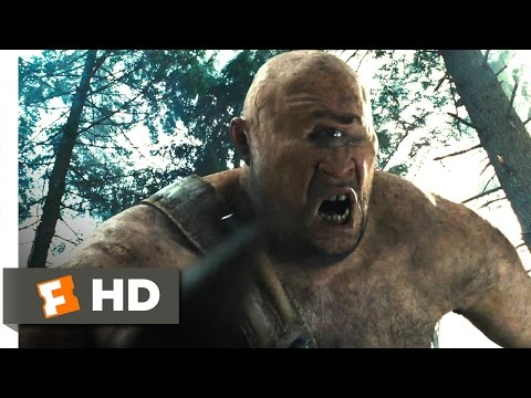 Wrath of the Titans - Cyclops Attack Scene (3/10) | Movieclips