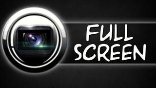 Sony Vegas - Como deixar vídeos em Full Screen (Tela Cheia)