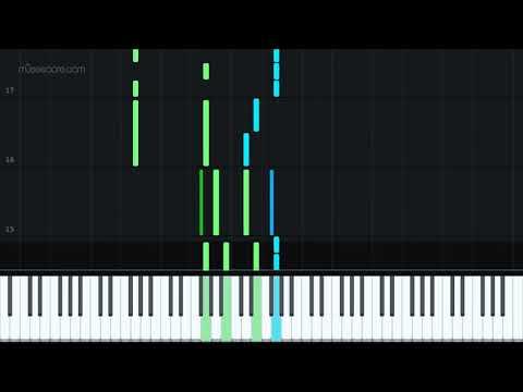 Baby Shark by blake O'Sullivan [Piano Tutorial + Sheet music] thumbnail