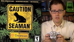 Seaman (Dreamcast) - Angry Video Game Nerd (AVGN)