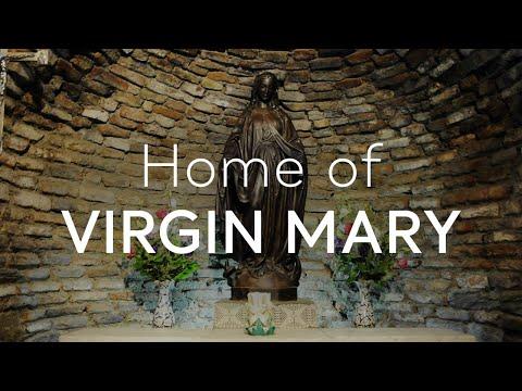 Turkey: Home of VIRGIN MARY