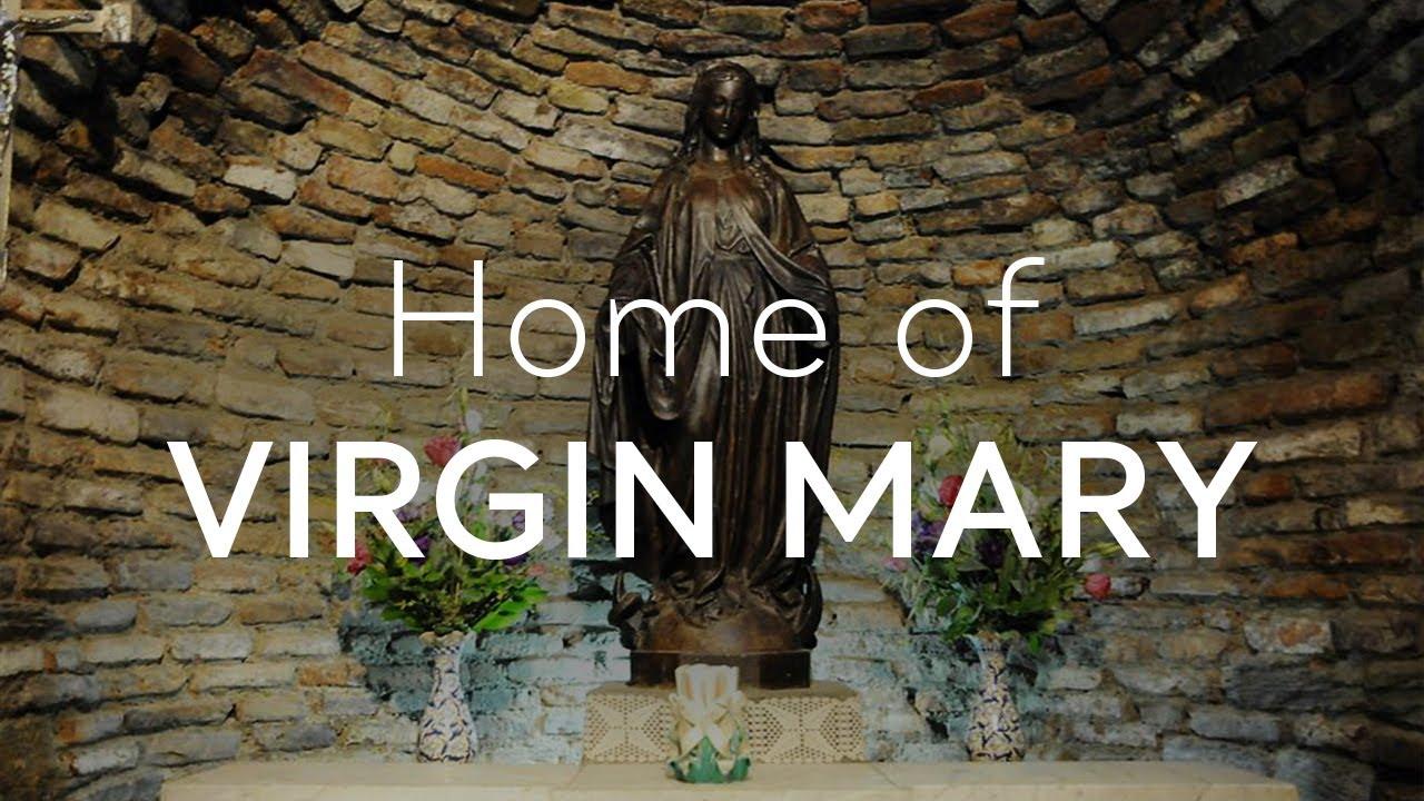 Go Turkey - Home of VIRGIN MARY