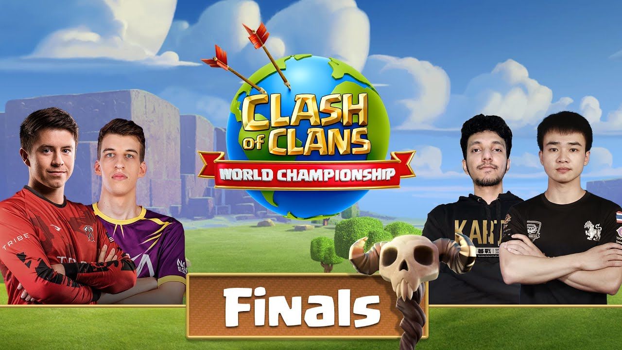 World Championship #5 Qualifier FINALS - Clash of Clans