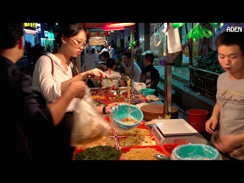 Street Food in China - Shenzhen