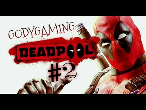 Deadpool full game part 2 gameplay