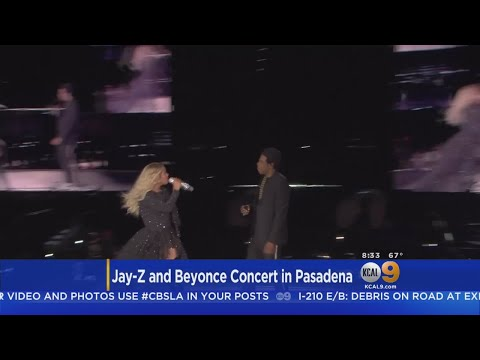 Beyonce, Jay-Z To Play Rose Bowl Saturday Night