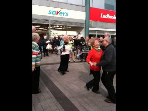 Holy Souls Set Dancers from Birmingham
