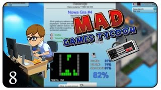 SZKOŁA TVN TO HIT - MAD GAMES TYCOON #8