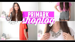 Primark Shoplog | Februari 2015