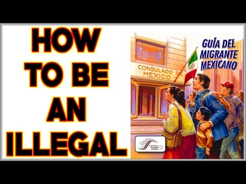 Mexico Encourages Migrants To Enter The United States Illegally