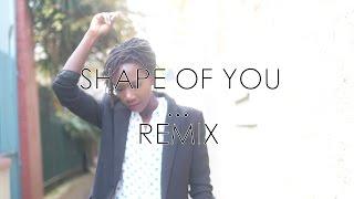 Ed Sheeran - Shape of You [French Remix by AYSAT]