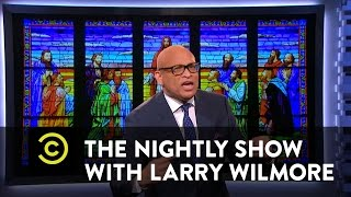 Download Video The Nightly Show - Blacklash 2016: The Unblackening - Donald Trump Courts Evangelicals MP3 3GP MP4