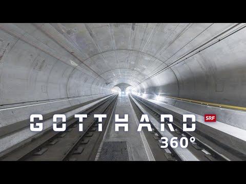 Galleria del San Gottardo 360°