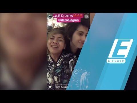 Ramai Video Ciuman dengan Dera Siagian, Ini Kata Evelyn