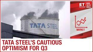 Third quarter losses for Tata Steel