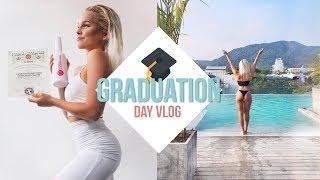 Graduation Day & Night Vlog I EBS PHUKET