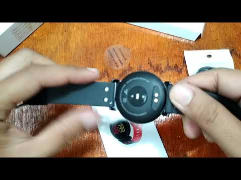 K2 Smartwatch Review And Unboxing