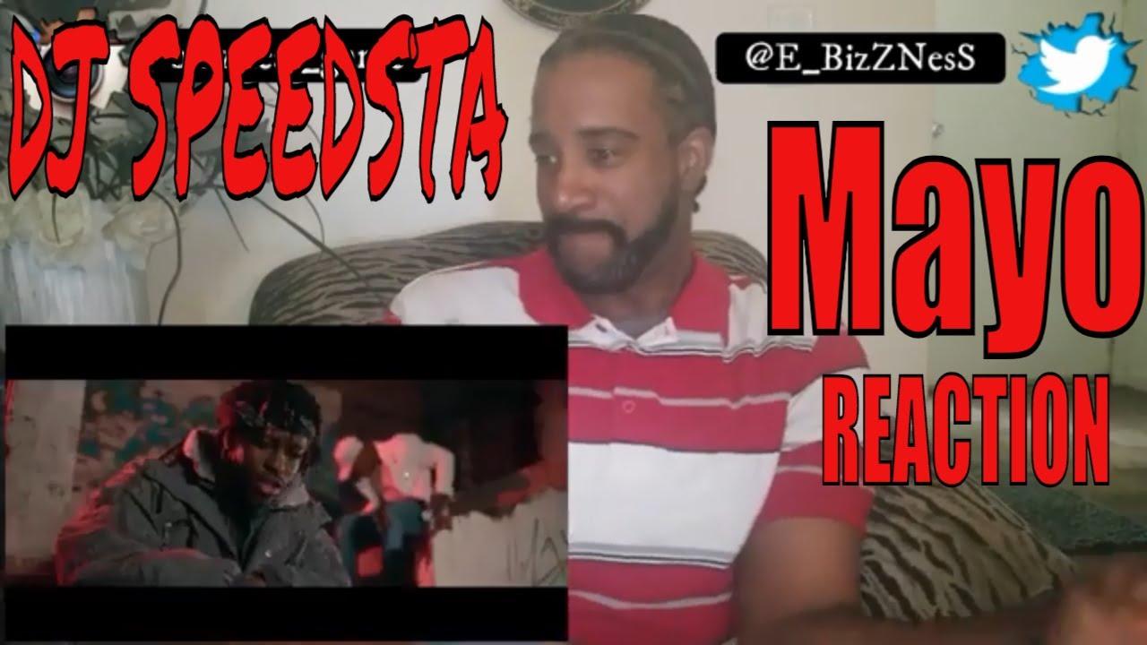 Download DJ Speedsta - MAYO REACTION ft. Yung Swiss, Tellaman, Shane Eagle, Frank Casino