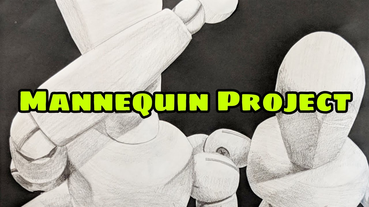 The Mannequin Project Grid Enlargement - theartproject (2019)