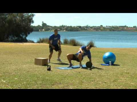 Download Mind and Body - Week 3 Variety Video Workout