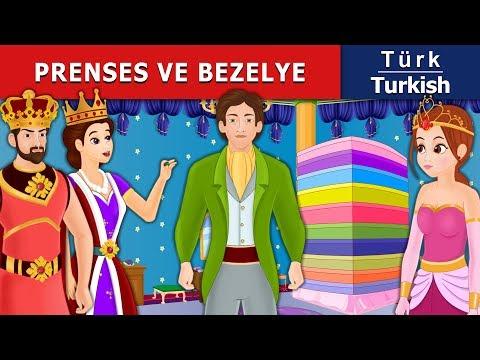 Prenses ve Bezelye | Masal dinle |  Masallar | Peri Masalları | Türkçe peri masallar
