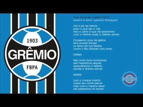 Hino do Grêmio F.B.P.A. ( RS )
