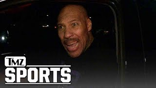 LaVar Ball Claps Back At Byron Scott: You're A Bum Who's Leeching Off Me | TMZ Sports