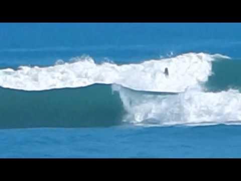 Surfing Puerto Plata Dominican Republic 2017