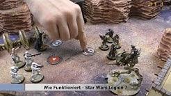 Star Wars: Legion wie funktioniert das eigentlich?