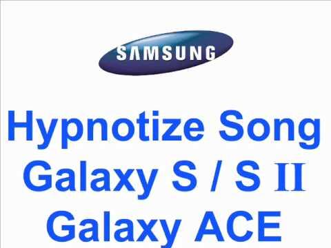 Samsung Hypnotize ring tone