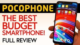 Pocophone F1 Review - Is this THE BEST Budget Smartphone in 2018?